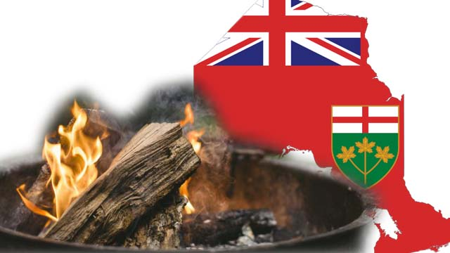 Province Lifts Fire Ban
