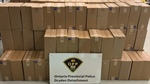 $1,600,000 DOLLARS WORTH OF ILLEGAL TOBACCO SEIZED