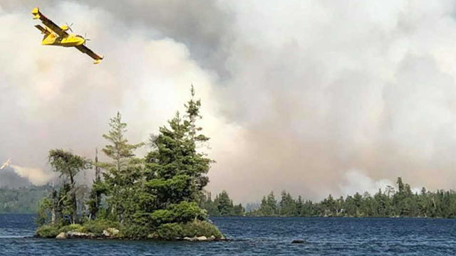 Thunder Bay Update on Forest Fire Evacuees