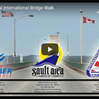 Virtual International Bridge Walk Shows the Bond between the Twin Saults on the 19th Anniversary of 9/11
