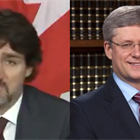 Despite Being In Power For 5 Years, Trudeau Just Blamed Harper