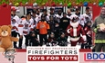 Kam River Fighting Walleye partnering with Toys for Tots