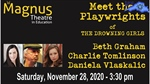 Magnus Theatre Invites Audiences to a Virtual Session of Meet the Playwright