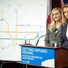 significant progress the Province and  City of Toronto four transit projects