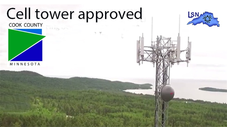 Cell tower approved on Gunflint Trail