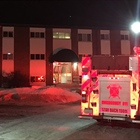 TBFR rescues occupant of Clarkson Apartment fire