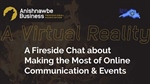 Anishnawbe Business host Webinar on Virtual Communications