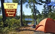 Camping services at fee campgrounds start  in early May