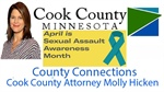 COOK COUNTY CONNECTIONS   Sexual Assault Prevention Takes Awareness