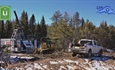 First round of drilling at our Raleigh Lake site in NWO