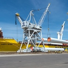 Duluth achieves wind energy cargo record