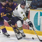 Thunderwolves split weekend games with the Golden Hawks