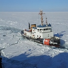 Coast Guard begins ice breaking operations in western Great Lakes