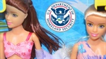 CBP Officers seize Counterfeit Dolls