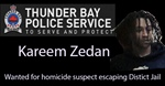 Update Kareem ZEDAN Captured