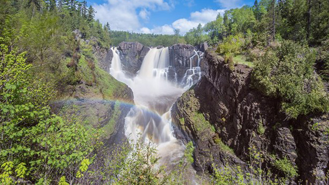 DNR temporarily closes Grand Portage State Park