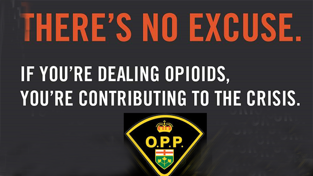 OPP Continues to Lay Manslaughter Charges in Overdose-Related Deaths