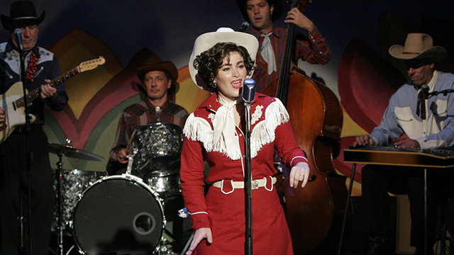 live theatre for A Closer Walk with Patsy Cline