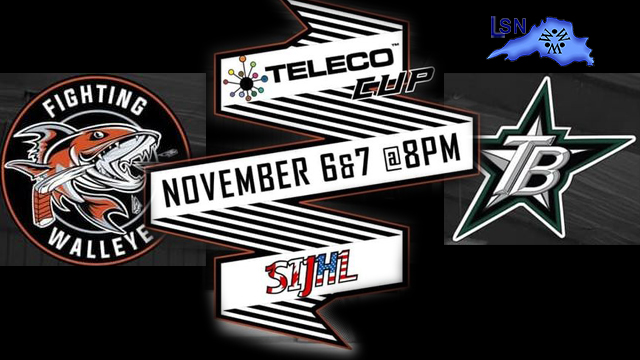 SIJHL ANNOUNCES PRE-SEASON COMPETITION Teleco Cup