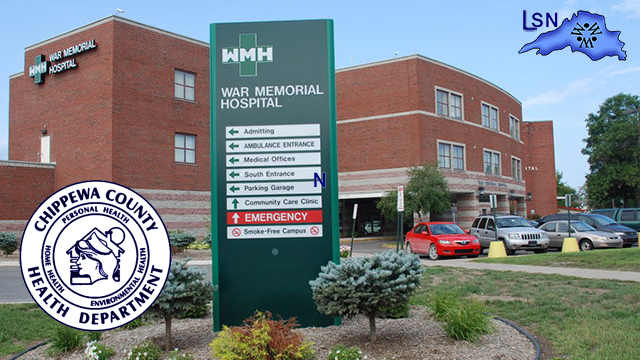 Chippewa County Health Department and War Memorial Hospital Offer COVID-19 Update