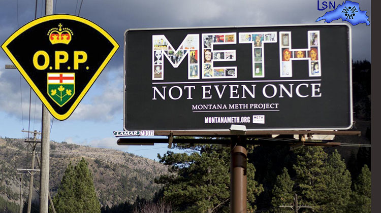 CANADIAN POLICE SERVICES LAUNCH NATIONAL METHAMPHETAMINE PUBLIC AWARENESS CAMPAIGN