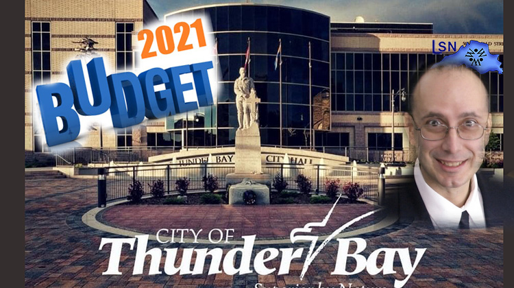 Thunder Bay Municipal Budget 2021: Overview
