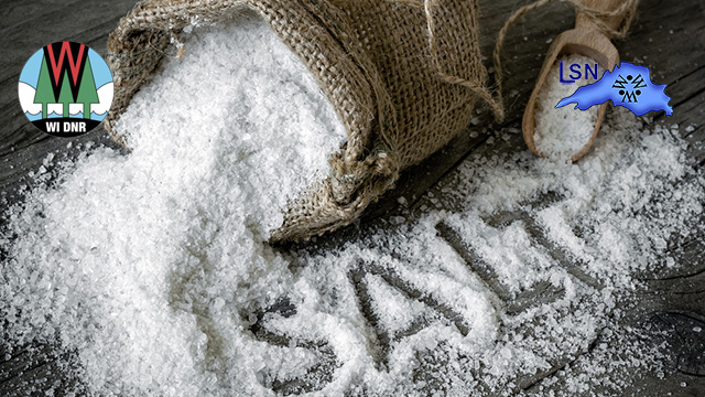 DNR Reminds Wisconsinites To Reduce Salt Use  This Winter