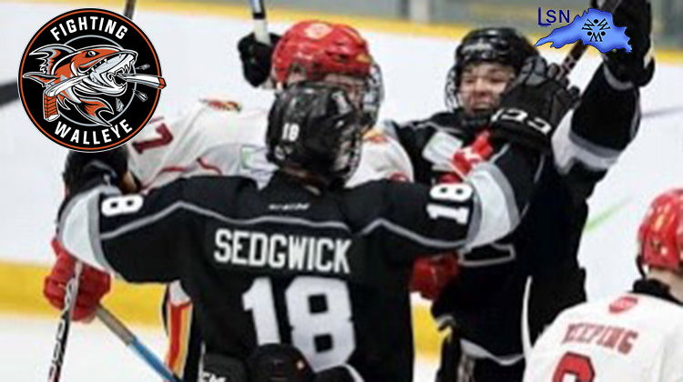 Kam River Fighting Walleye acquire forward Mackenzie Sedgwick