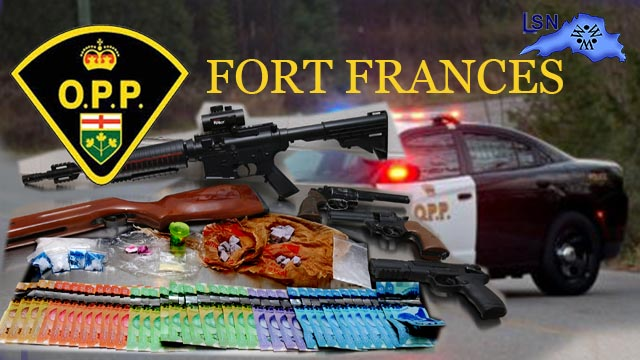 Search warrant at a Portage Avenue business in Fort Frances