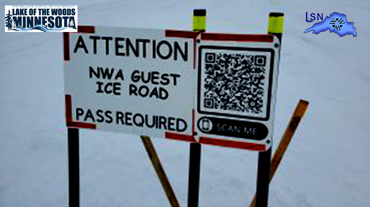 30 MILES TO PARADISE:  ICE ROAD OPENS