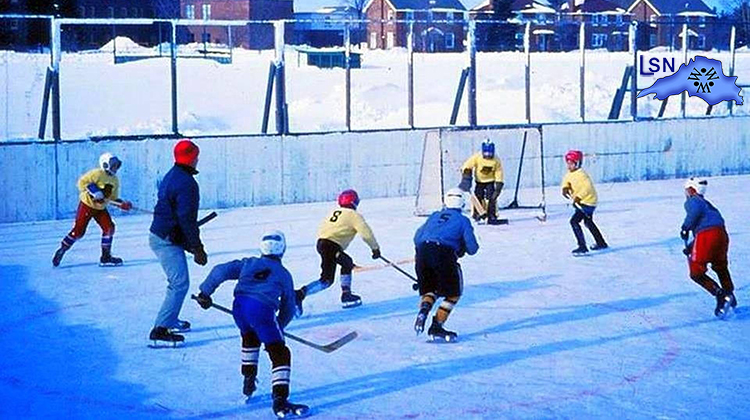 Debating the return of hockey nets to rinks and other stupid COVID rules