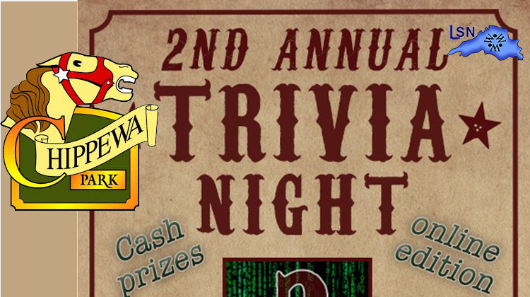 Chippewa Park-Thunder Bay trivia night