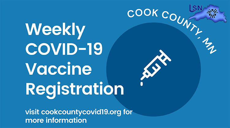 Registration Information for Vaccination Event on Thursday, March 4