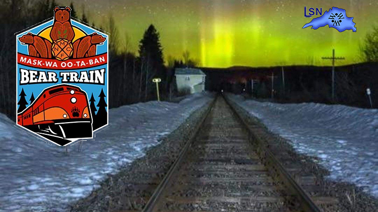 Marketing Funding for Bear Train between Sault Ste. Marie and Hearst.