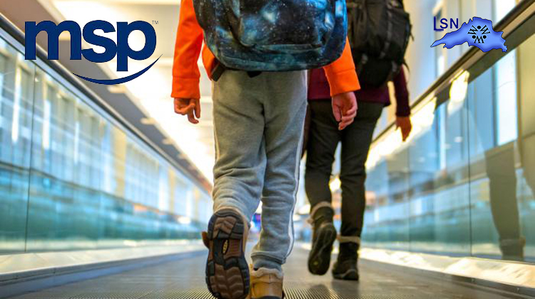 Tips for spring break travelers at MSP Airport