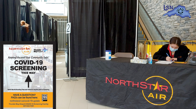 ELEVATING SAFETY: NORTH STAR AIR OPENS RAPID SCREENING CENTRES