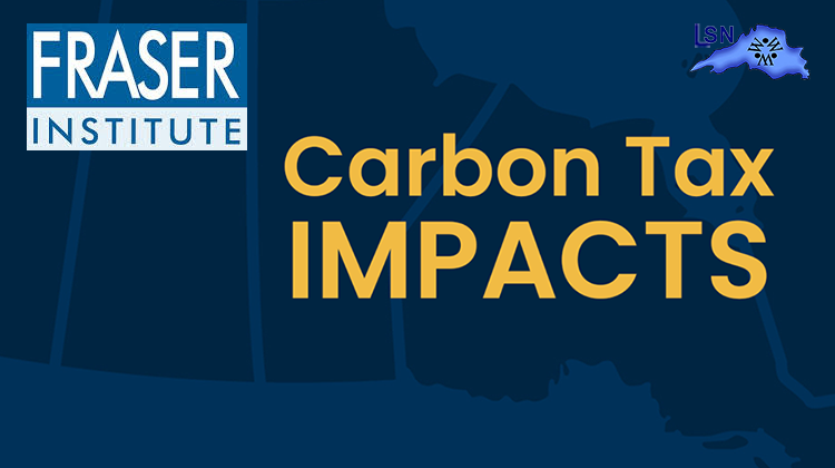 Estimated Impacts of a $170 Carbon Tax in Canada