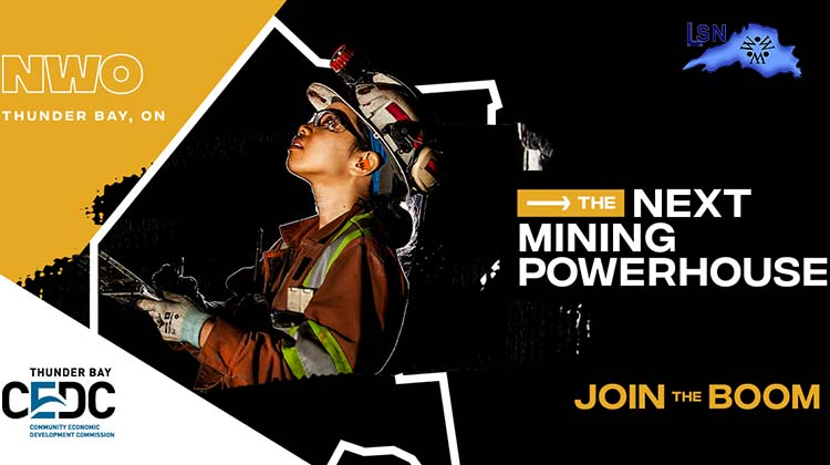 Thunder Bay CEDC launches new mining website and Northwestern Ontario...