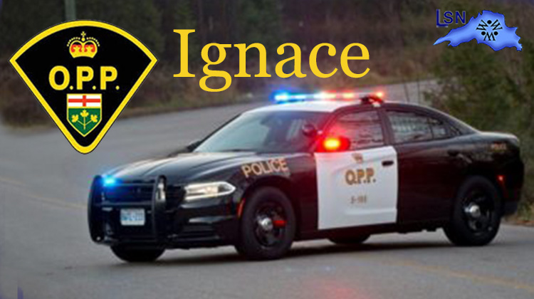 CANNABIS ACT CHARGES LAID IN IGNACE