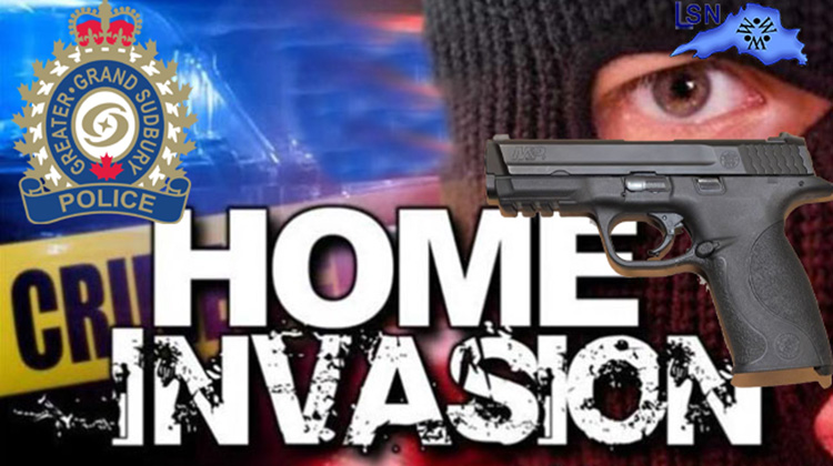 Officers Arrest Men Responsible for Home Invasion
