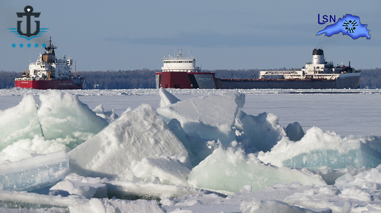 Senate Commerce Committee Supports Great Lakes Icebreaking