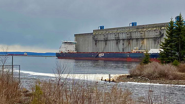 Port of TBay STRONG START TO SHIPPING SEASON