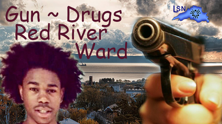HARDWORKING TBPS OFFICERS SEIZE LOTS OF GUNS & DRUGS