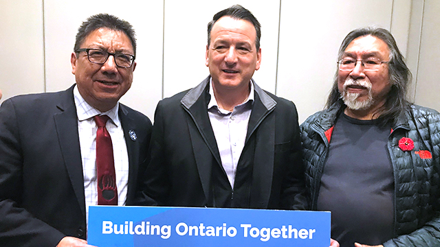 Ontario Supporting Indigenous Economic Development