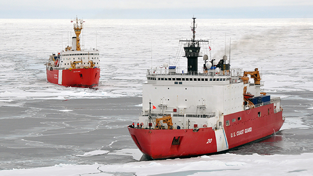 LAKE CARRIERS' ASSOCIATION SERIOUS CONCERNS ABOUT ADEQUATE ICEBREAKING