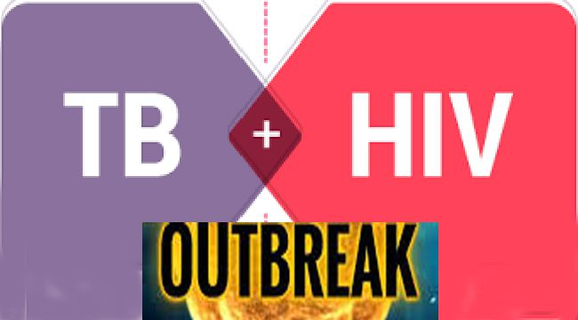 HIV concurrent tuberculosis outbreak, is a crisis situation