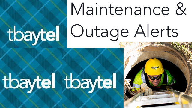 Tbaytel Performing Wireless Network Maintenance
