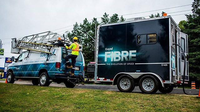 Fibre Now Available Kenora