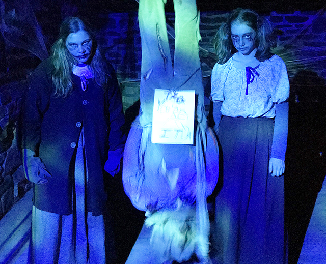 FORT WILLIAM HISTORICAL PARK'S HAUNTED FORT NIGHT!