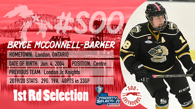 Hounds select Bryce McConnell-Barker